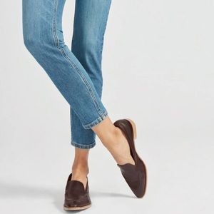 Everlane Burgundy Modern Loafers
